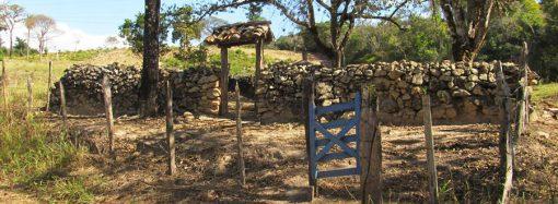Santa Luzia tem um Cemitério de Escravos