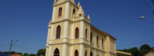 Participe da campanha para restaurar a Igreja de São João Batista, na Ponte
