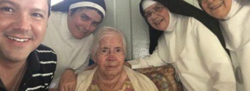 Luzia Fonseca comemora seus 102 anos de vida