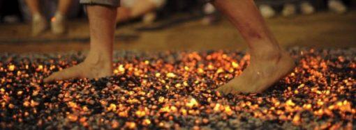 A impressionante  tradição do forró na brasa, em Pinhões