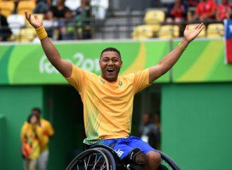 Daniel Rodrigues, ás do tênis em cadeira de rodas