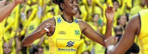 Fabiana, a luziense bi-campeã olímpica