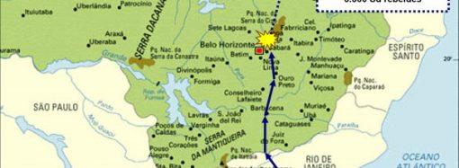 Revolução 1842: combate de Santa Luzia