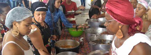 Festival apresenta iguarias da comunidade quilombola de Pinhões