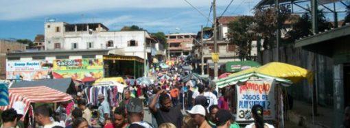 Feirinha da Savassi: comércio concorrido aos domingos