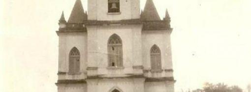 O velho templo pede socorro