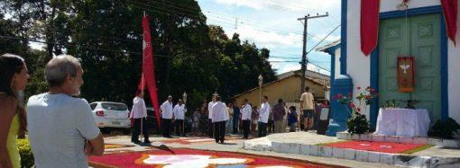 Domingo de Páscoa: os tapetes da Ressurreição