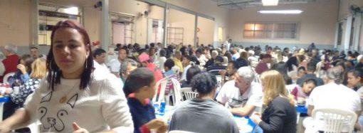Noite social marca o inicio das obras de restauração da Igreja de São João Batista