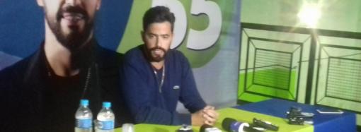 """Em sua 1ª entrevista coletiva, prefeito eleito promete """"mudar Santa Luzia"""""""