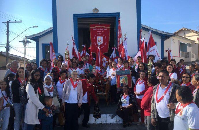 Festa comemora 110 anos de fundação do Apostolado da Oração em Santa Luzia
