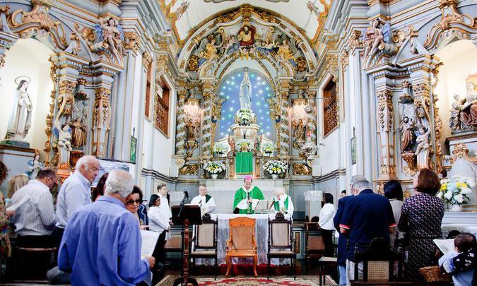 Dom Walmor reforça a campanha pela restauração do Mosteiro de Macaúbas