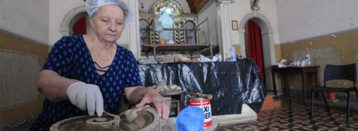 Patrimônio histórico: altares dos séculos 18 e 19 recebem cuidados em Santa Luzia