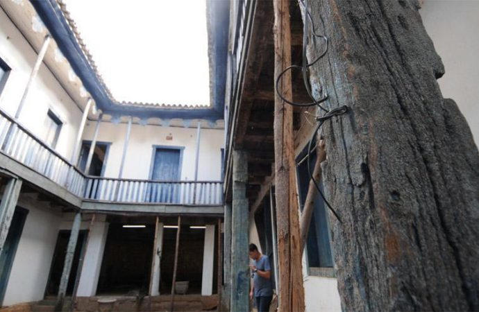 Minas se mobiliza para proteger os seus museus, entre eles o de Santa Luzia