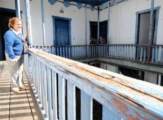 Superintendente regional do Iphan visita museu fechado há 4 anos em Santa Luzia