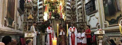 Festa celebra aniversário de construção da bicentenária Matriz de Santa Luzia