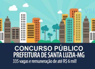 Veja aqui  o que acontece em Santa Luzia e o que acontecerá nesses próximos dias