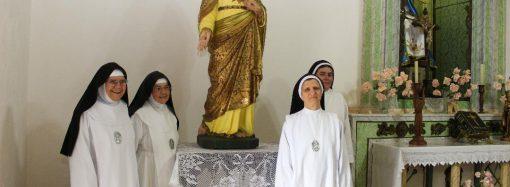 Macaúbas recebe visita da padroeira e duas peças sacras que foram restauradas