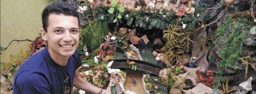 Começa a temporada dos presépios, uma tradição que se renova na nossa cidade