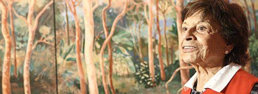 Yara Tupynambá, artista consagrada, vai expor suas gravuras no Solar da Baronesa