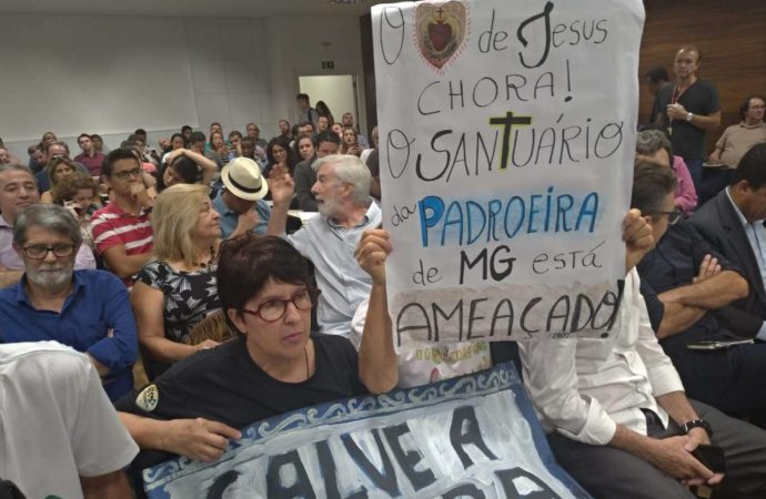 Absurdo: empresa ganha permissão para retomar a mineração na Serra da Piedade