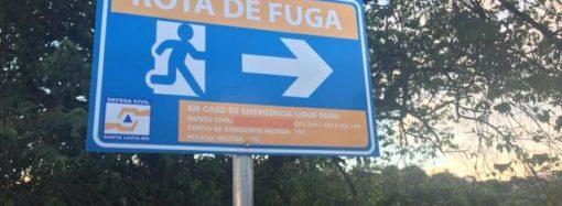Santa Luzia: a rota de fuga da lama, as obras na igreja da Ponte e outras notícias