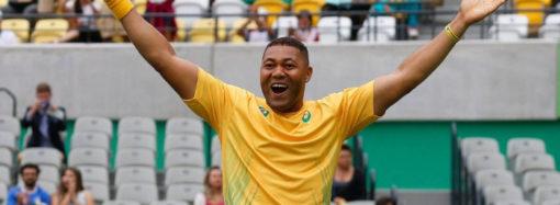 Daniel Rodrigues vence por 6-2 e 6-0 e vai para a próxima etapa do Parapan de Lima
