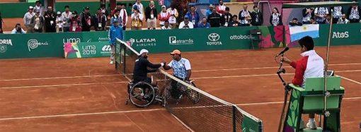 Daniel Rodrigues perde na simples e em dupla e vai disputar o bronze em Lima