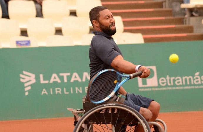 Daniel Rodrigues conquista a medalha de bronze no para pan-americano de Lima