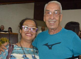 Carlinhos Santana está se recuperando, depois de uma cirurgia bem sucedida
