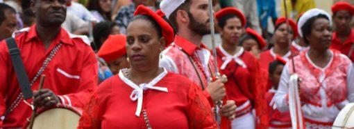 """A Guarda de Congo, de Pinhões, convida para o """"fechamento do reinado"""" nesta 6ª"""