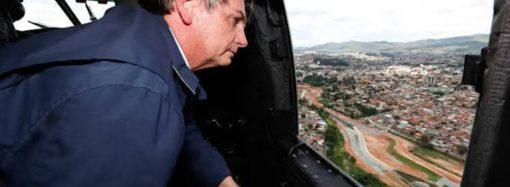 Santa Luzia fica de fora da reunião de Prefeitos com o Presidente Bolsonaro