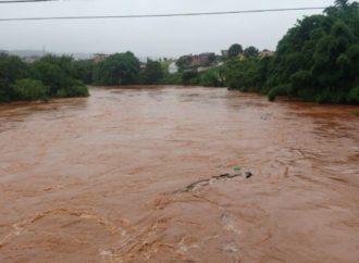 Vídeo do Comitê da Bacia do Rio das Velhas mostra destruição em Santa Luzia