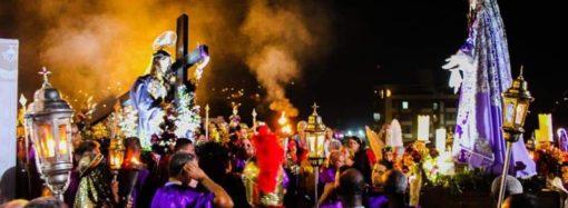 Coronavírus avança em Santa Luzia e muda a celebração da Semana Santa