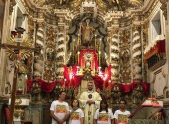 Quarentena altera as celebrações da tradicional Festa do Divino em Santa Luzia