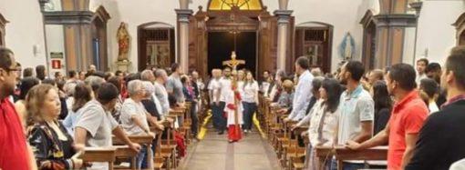 O retorno das missas presenciais e a capela da Ponte precisa da nossa ajuda
