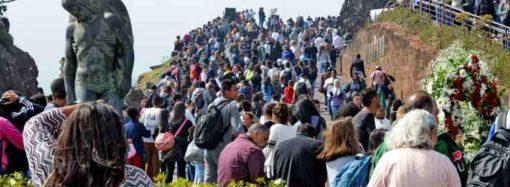 Novo coronavírus: Romarias na Serra da Piedade são suspensas indefinidamente