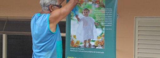Este ano, moradores não poderão visitar os mais de 40 presépios de Santa Luzia