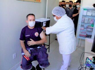 SL recebeu 762 doses da Coronavac. E não sabe quando chegarão mais vacinas