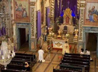 Sinos da Igreja Matriz  de SL dobram  em memória das muitas vítimas da Covid-19