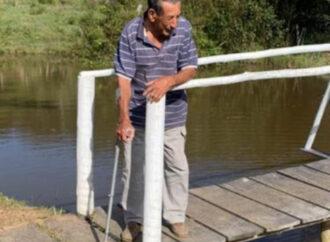 Tranquilo em sua fazenda, em Taquaraçu de Minas, Armando completa 105 anos