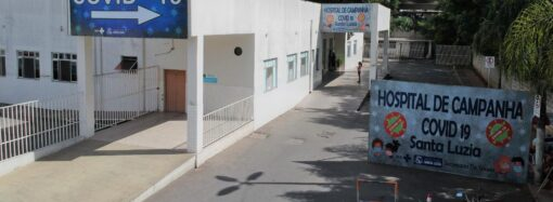 Santa Luzia instala hospital de campanha com 60 leitos para pacientes com Covid