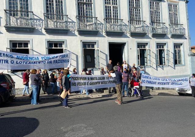 Loteamento da fazenda de Vicente Araújo pode ser aprovado na semana que vem