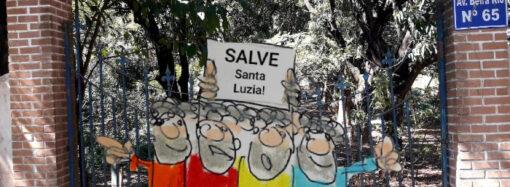 Moradores de Santa Luzia têm mais uma vitória na luta para criar Parque na cidade